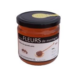 Miel de Fleurs - Produit de...